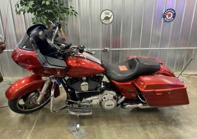 2013 Road Glide Customer – For Sale