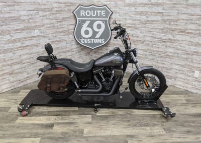 2014 Harley Davidson FXDB – For Sale