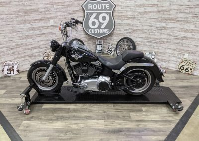 2011 Harley-Davidson F L S T F B – For Sale